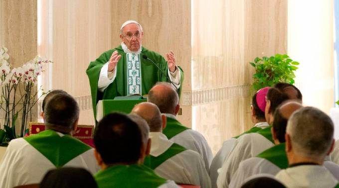 Blog del P Ismael Ojeda | El Papa Francisco en Santa Marta habla a los obispos...