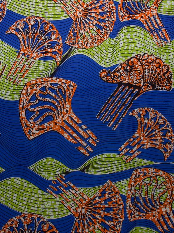 African Fabric Wholesale Super Deluxe Wax Fashion Design For Party sw502011