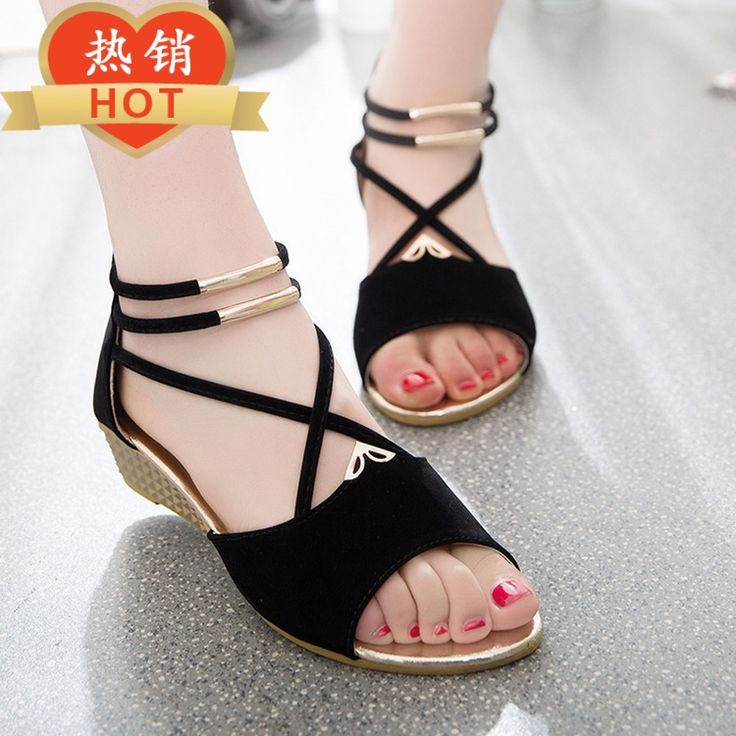 Cheap sandal platform shoes, Buy Quality women summer shoes directly from  China sandals platform Suppliers: 2017 New Style Women's Summer Shoes  Casual Open ...