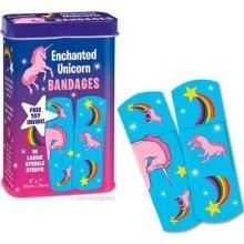 Enchanted Unicorn Bandages.: Stuff, Accoutrements Enchanted, Gift Ideas, Enchanted Unicorn, Unicorn Bandages, Products, Unicorns