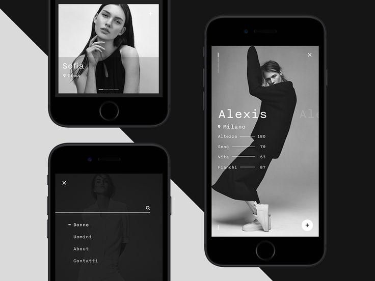 Model Agency | Mobile Views
