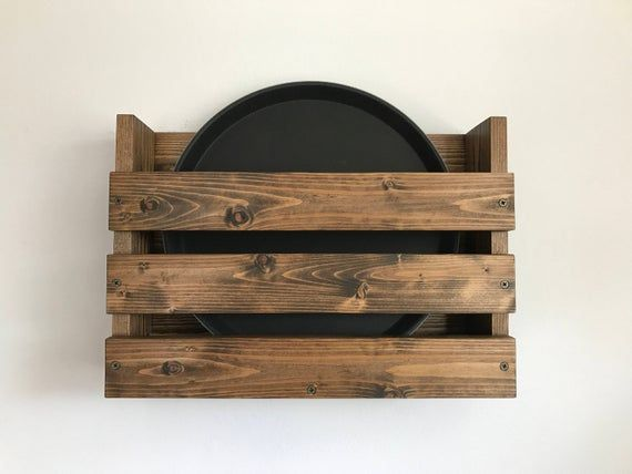 Wood Rack For Serving Trays Wood Holder For Restaurant Bar Brewery Serving Trays Drinks Trays Holder Wall Mounted Wood Rack Restaurant Wood Rack Brewery Decor Drinks Tray
