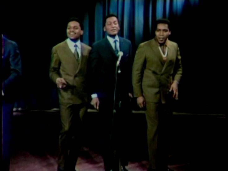 In 1966 The Four Tops climbed up the charts to #1 again with 'Reach Out (I'll Be There)'