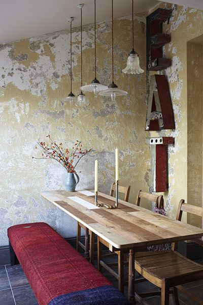 Best 25+ Wall finishes ideas on Pinterest | Metallic gold wall paint, Metal  walls and Faux finishes for walls