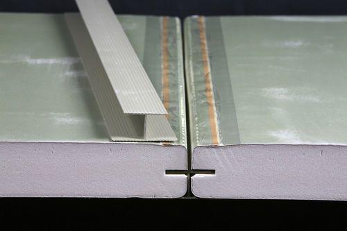 Aislante térmico / tipo panel rígido / de espuma de poliuretano / resistente al fuego EUROTHANE AL Paille & AL Paille LL RECTICEL INSULATION SAS