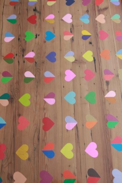 Leuke Valentijn's tafel met Tafelziel