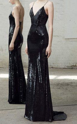 Rori Sequin Gown by Alex Perry