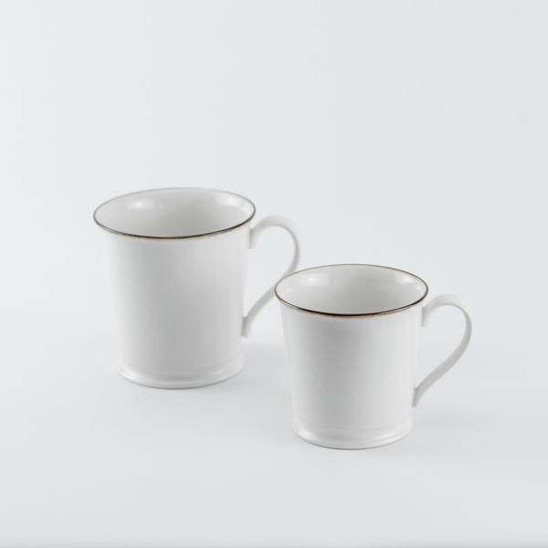 Icon Mugs (Fuchi-Sabi) available in Large and Small