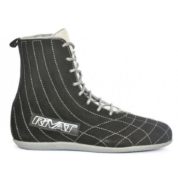 Chaussures de boxe française savate Rivat Flag