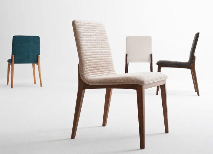 Cadeira Sala De Jantar Herval ~  Cadeiras de jantar modernas, Cadeiras da sala de jantar e Mesa de