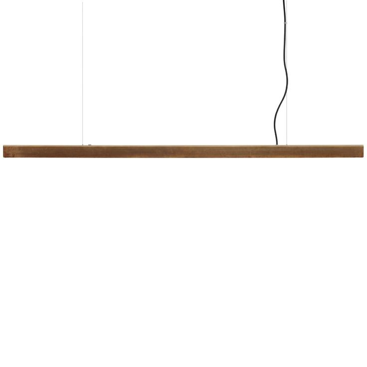 Anour Brown Brass Pendant Lamp  | anour_brown_brass_I_light | £1,100.00