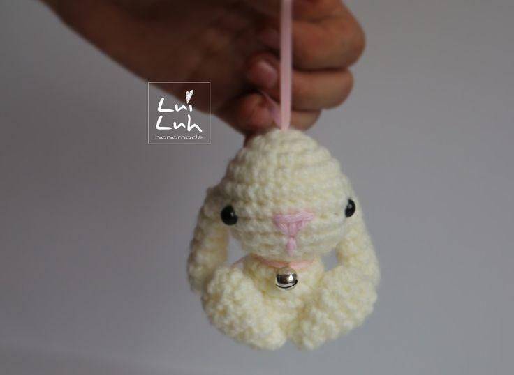 "Free pattern ""LuiLuh-baby-bunny"" by @LuiLuh.handmade"