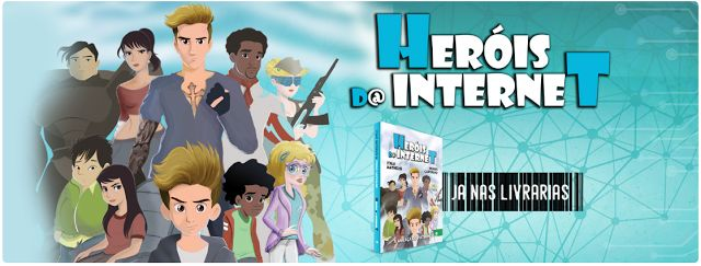 "Saleta de Leitura: Resenha ""Heróis da Internet"" de Italo Matheus e Re..."