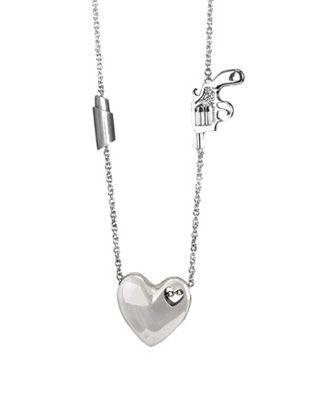 Love Bullet Gun Necklace - Boh Runga | Shop New Zealand NZ$ 297.00