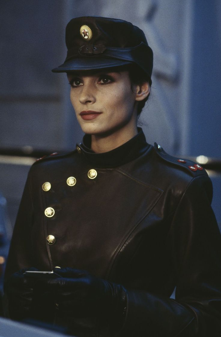 Xenia Zirgavna Onatopp - Famke Janssen - James Bond 007 - Golden Eye 1995