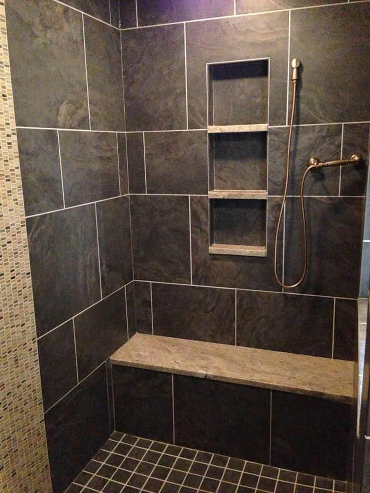 Walk In Shower Home Pinterest