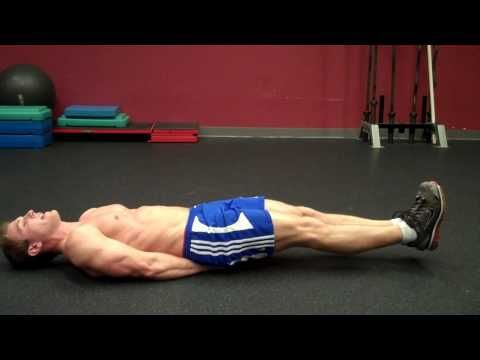 Get Amazing Abs in Just 3-Minutes Per Day