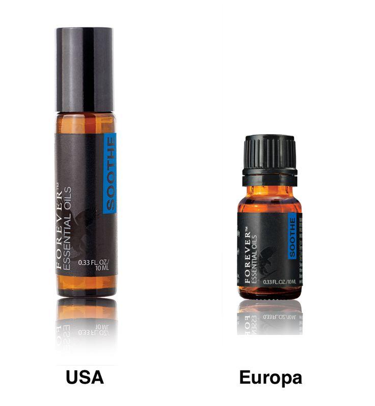 Forever™ Essential Oils Soothe zapewnia doskonale wyważoną mieszankę natury najczystszej dzikiej mięty, Wintergreen, kamfory, Ylang-Ylang i rumianku,...