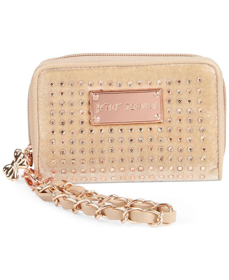 Betsey Johnson Holiday PDA Case - Handbags & Accessories - Macy's