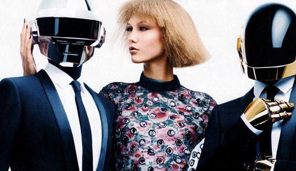 Daft Punk para Vogue