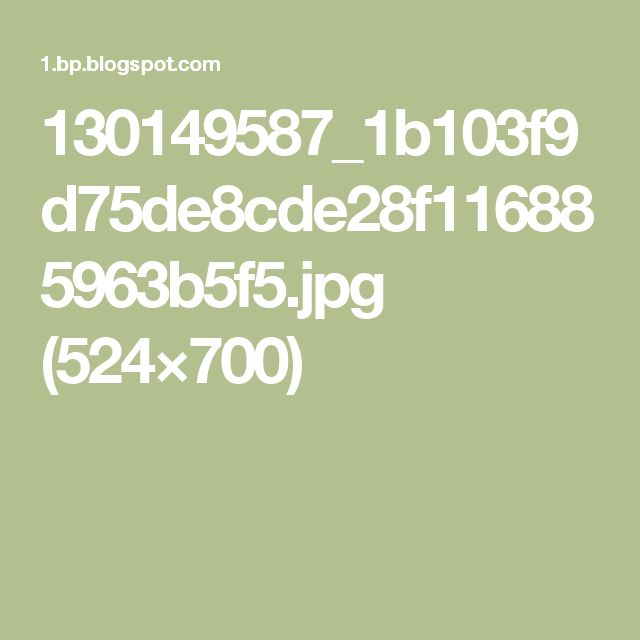 130149587_1b103f9d75de8cde28f116885963b5f5.jpg (524×700)