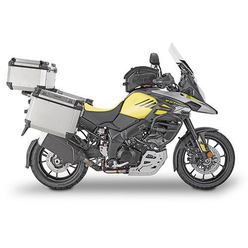 KAPPA | Acessórios para a Suzuki DL 1000 V STROM #lusomotos #kappa #kappamoto #acessórios #vstrom #suzuki #andardemoto #estilodevida