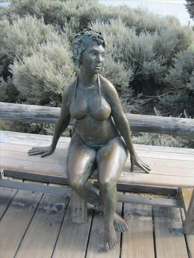 Sunbakers Sculpture, Bathers Beach, Fremantle