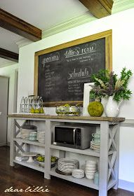 A Sideboard For Our Kitchen
