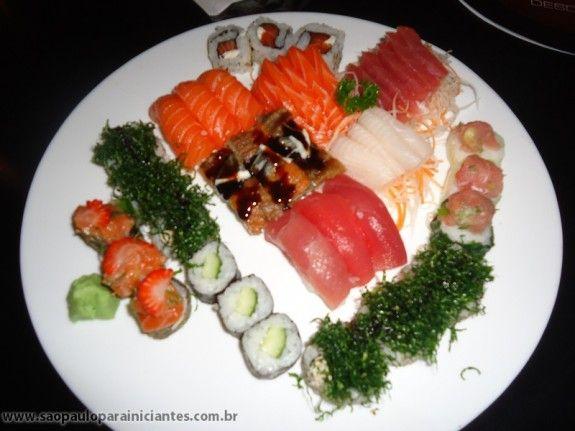 restaurante japonês Aoyama