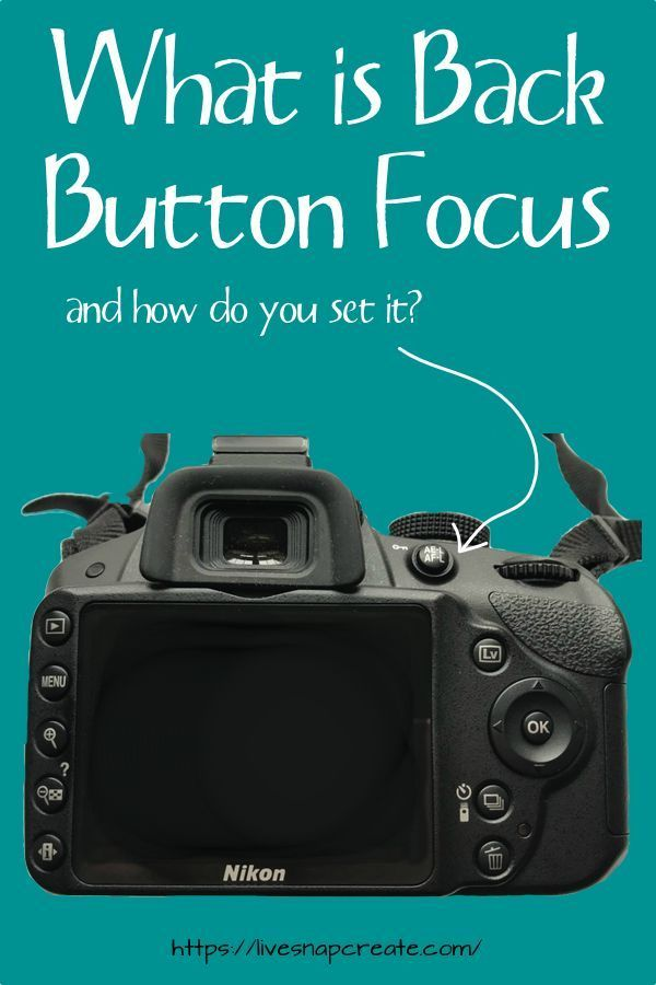 What Is Back Button Focus – Elaine Perry
