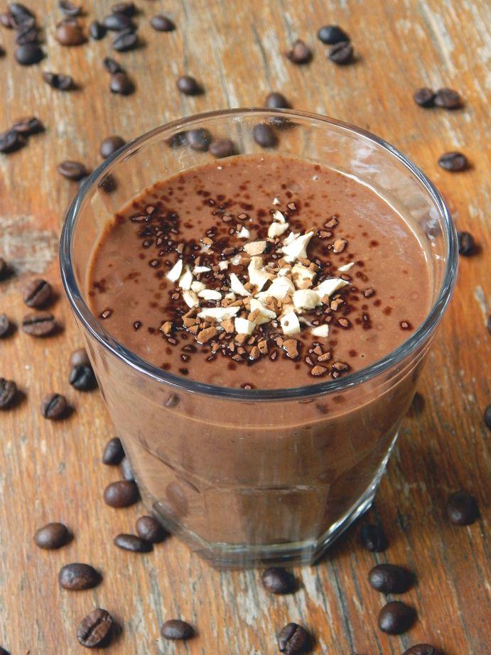 Csokoládés, kávés turmix... - Mézes finomságok...