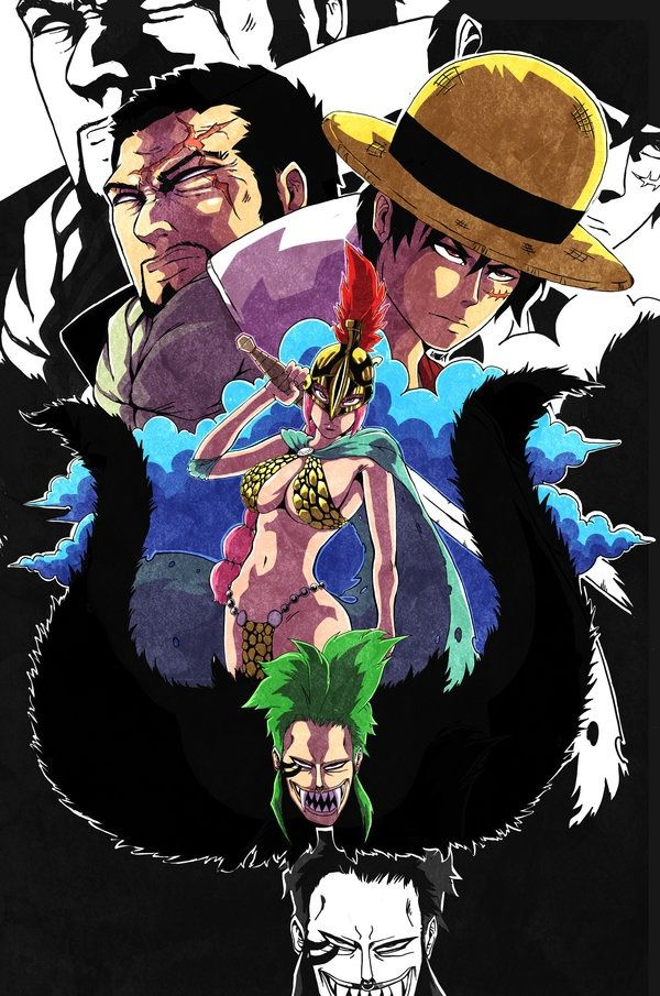 One Piece 797 Manga English Translate The rest of the crew briefly question luffys motives but decide to give up on trying knowing Luffy Luffy takes out fodder marines with ease possibly using Haki and possible vice admiral or high up marine Luffy continues to go back into town and cuts to other straw hats on their way to the port discussing gameplan, meet up with coliseum members, they reach the port only t have fujitora waiting for then since he knew they would be making their escape form…