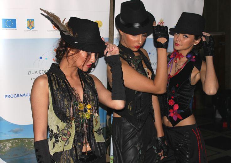 Fashion show 2014, passage.rs Designers: Milanka Berberovic, Ruzica Ristic, Gorica Ristic