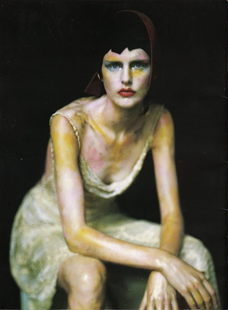 Stella Tennant (Photography by Paolo Roversi)
