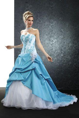 animated turquoise | ... selection modele nom de la robe pensee turquoise createur pia benelli