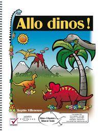 Allo dinos ! - Éditions de l'Envolée - www.envolee.com