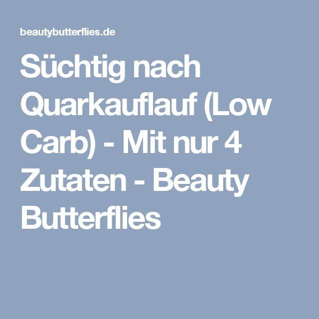 Süchtig nach Quarkauflauf (Low Carb) - Mit nur 4 Zutaten - Beauty Butterflies