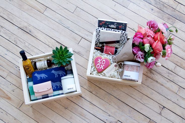 Curated Valentine's Day Gift Box | It's a Sparkly Life