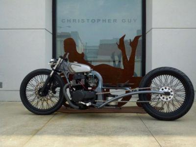 Custom built motorcycles bobber bar hopper bobber w for Cheap honda motors for sale