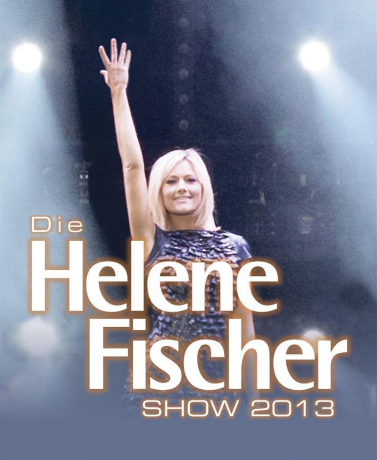 Helene Fischer - Die Helene Fischer Show 2013 - TV-Aufzeichnung - Tickets unter: www.semmel.de