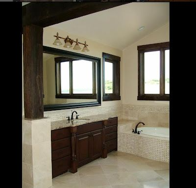 Guest Bath/master Bath: Marfil Chiaro Ceramic Floor Tile (Lowes). Crema Part 51