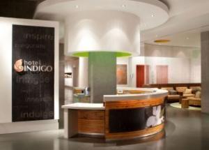 Southeast Green - Entry Detail - Hotel Indigo-Athens