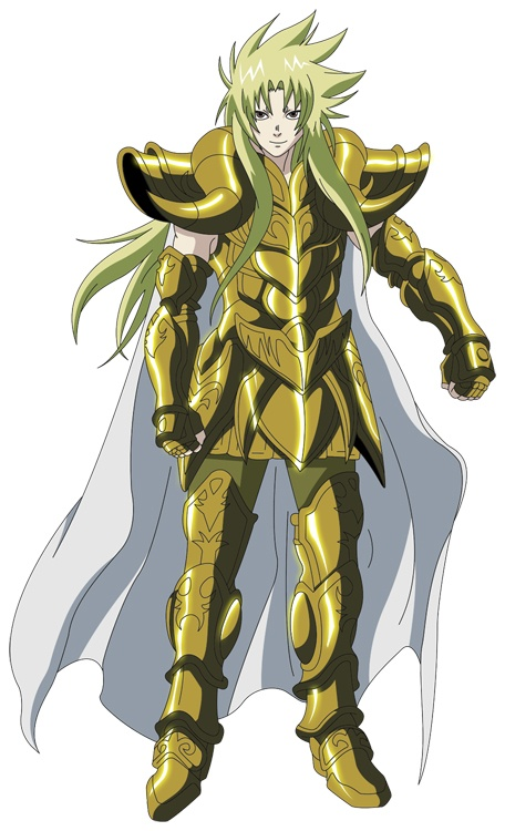 Aries Shion from Saint Seiya The Lost Canvas