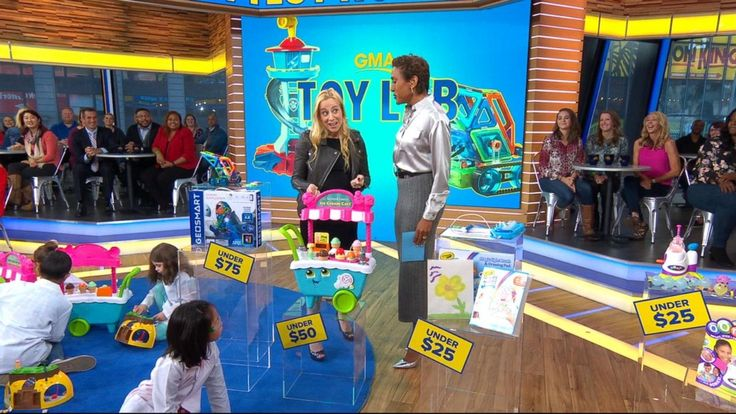 "Good Housekeeping's list of the hottest toys for the holiday season is out after the magazine's extensive expert and kid testing process. Rachel Rothman, the chief technologist from Good Housekeeping Institute, the consumer products lab, appeared live on ""Good Morning America"" today"