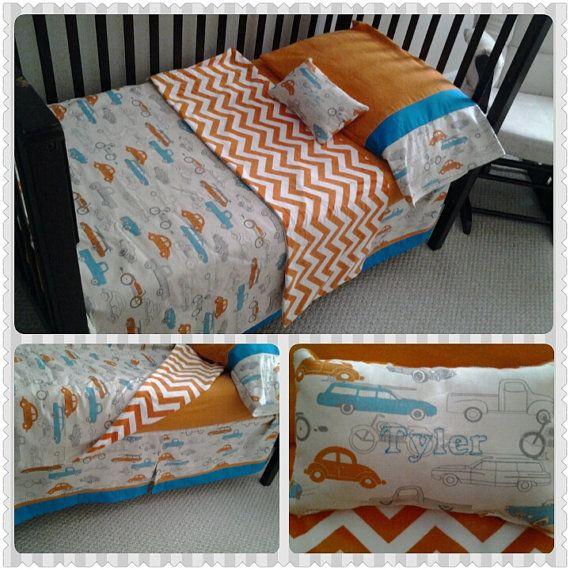 custom toddler bedding set deposit listing