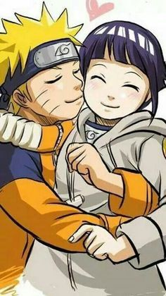 naruto and hinata cute blush - Buscar con Google