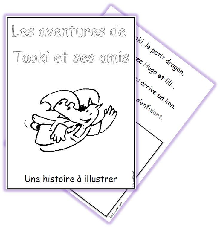 Les aventures de Taoki et ses amis : petites histoires à lire seul - Chez Lutin Bazar
