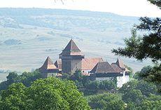 Viscri (Deutsch-Weisskirch) liegt in Siebenbürgen im Herzen der Karparten. 450 Einwohner zählt der Ort.
