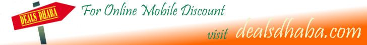 For online mobile discount visit http://dealsdhaba.com #dealsdhaba #onlinedeals #onlineshopping #shopping #onlinemobilediscount #discountonlinemobile #mobile #bhopal #indore #gwalior #moradabad