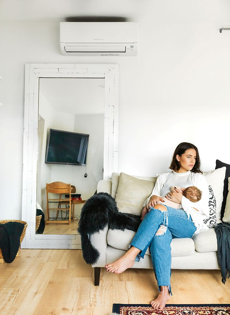 At my place: Life and style blogger Abby Plested's family home